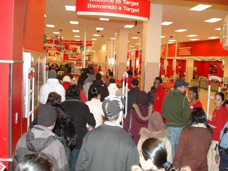 Cyber Monday is a great alternative for those that loathe the crowds of Black Friday ... photo by CC user Gridprop on wikipedia.org